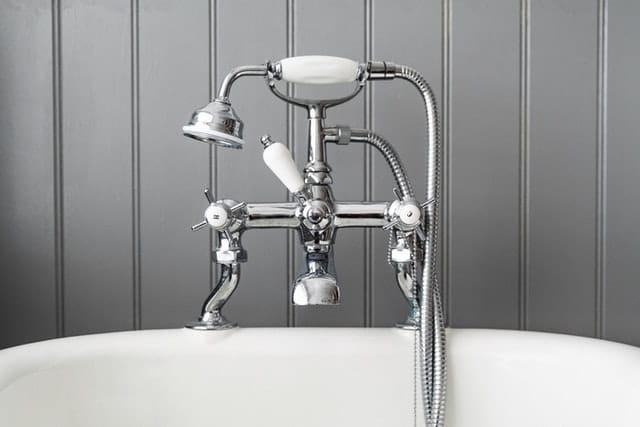 Faucet bath