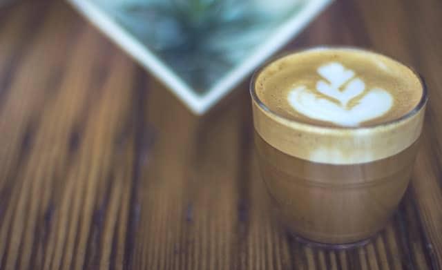 Kaffe Cortado