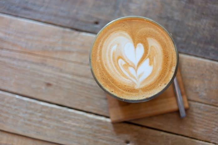 Kaffe hovedside
