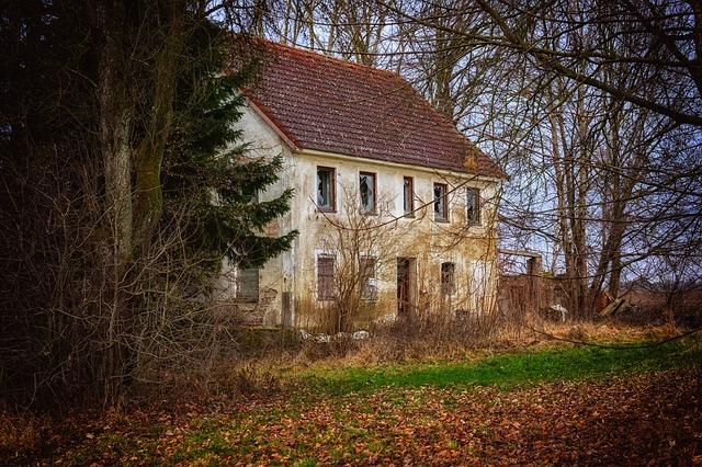 Skummelt hus 5