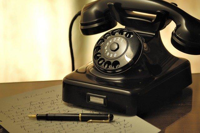 fasttelefon lyd