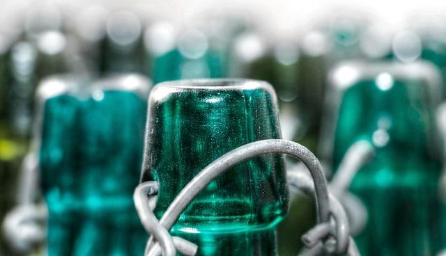 øl flaskser