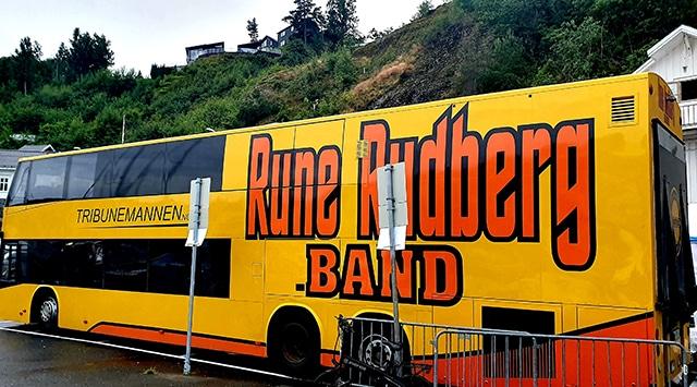 Bussen Rune Rudberg