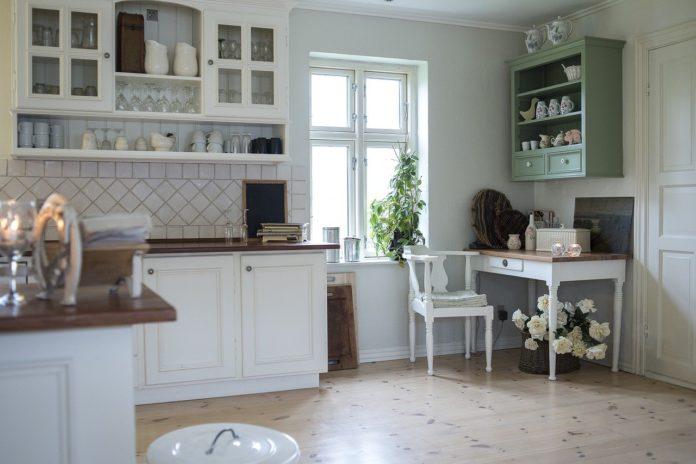 Kjøkken hovedbilde