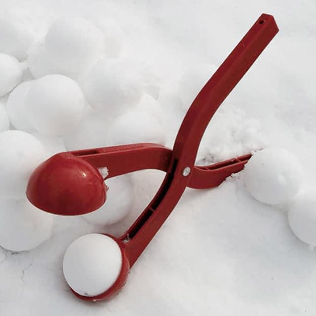 Ubrukelig snøballager