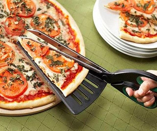 ubrukelig pizzakutter