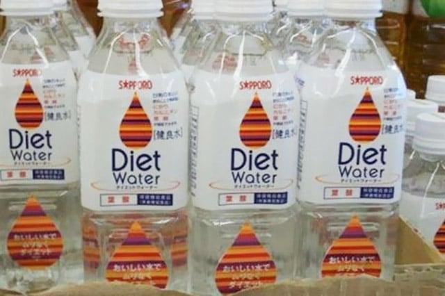 ubrukelig vann