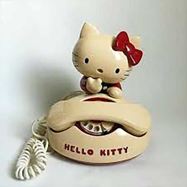 Hello Kitty tlf
