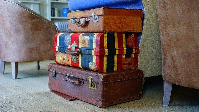 bagasje veggdyr