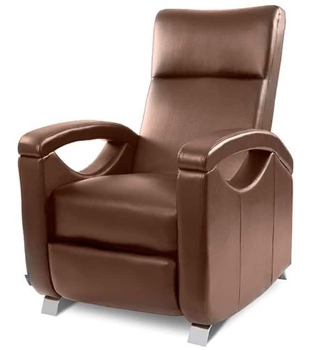 brun massasjestol