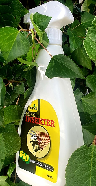 Trinol Mot insekter miljø artikkel