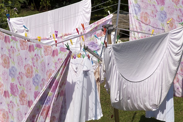sengetøy vask